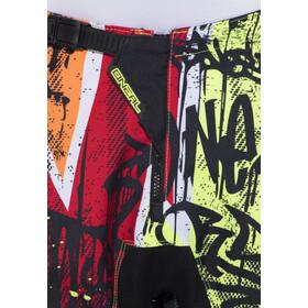 O'Neal Element Pants Herren vandal black/neon